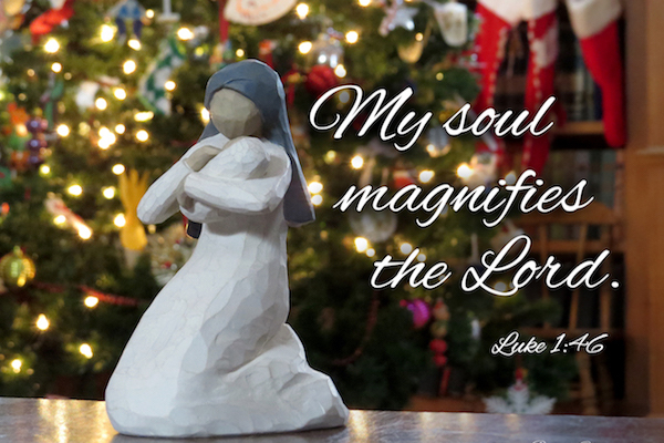 My Soul Magnifies the Lord – Upside-Down Savior